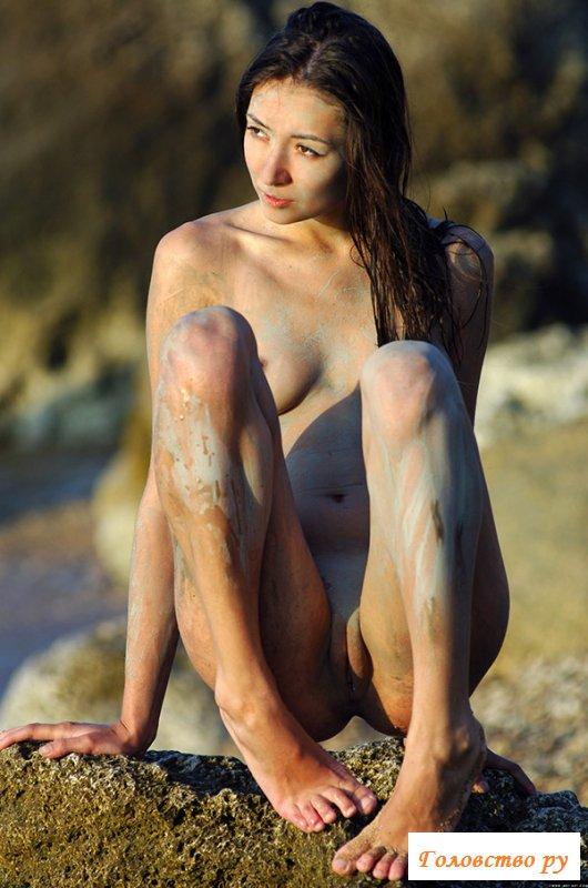 На море лучше всего творить эротику
