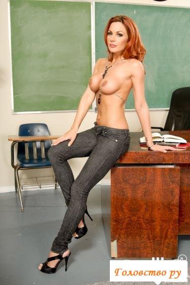Неплохое искушение голой наставницы