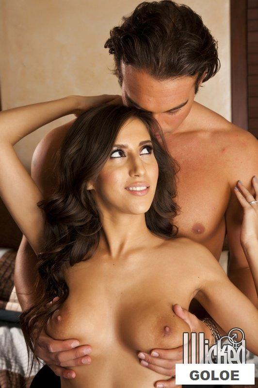 Секс молодой американки с мужем